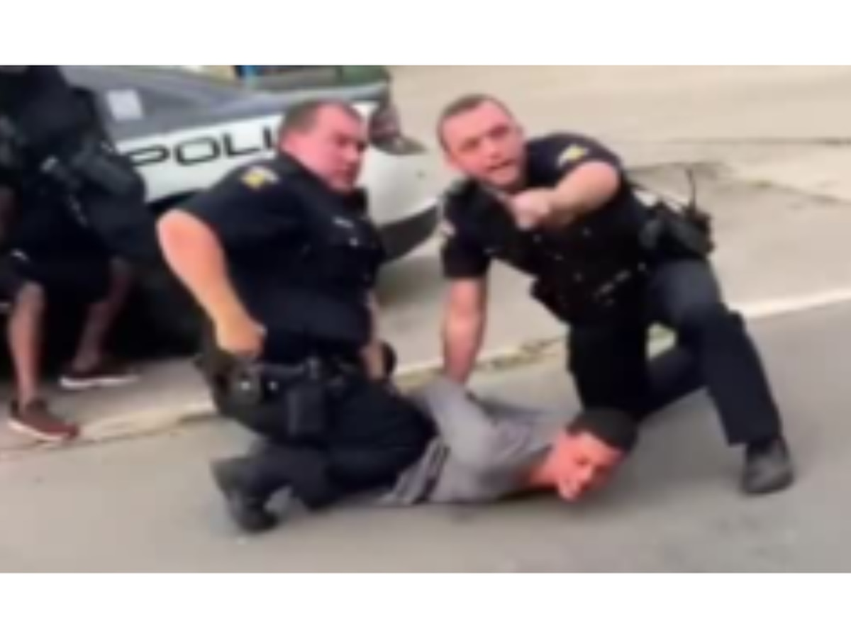 Mansfield officer seen on video dragging teen boy during detainment suspended for 60 days
