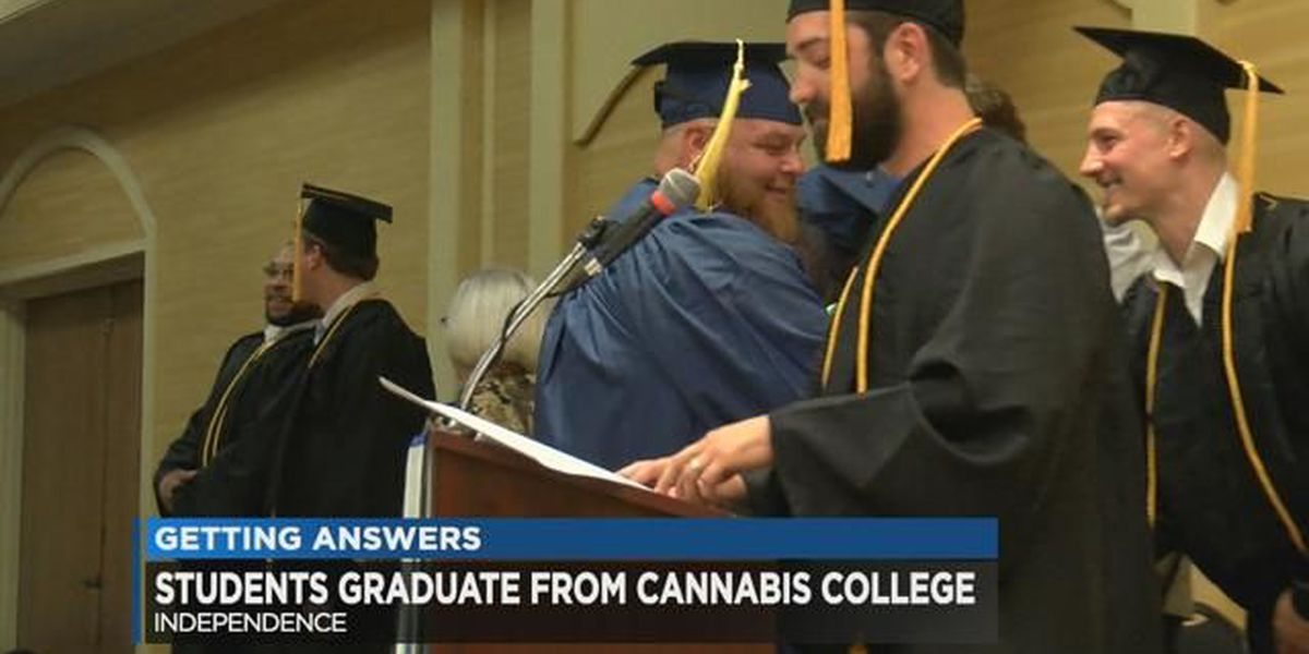 Cleveland School of Cannabis grads take first steps toward career in marijuana