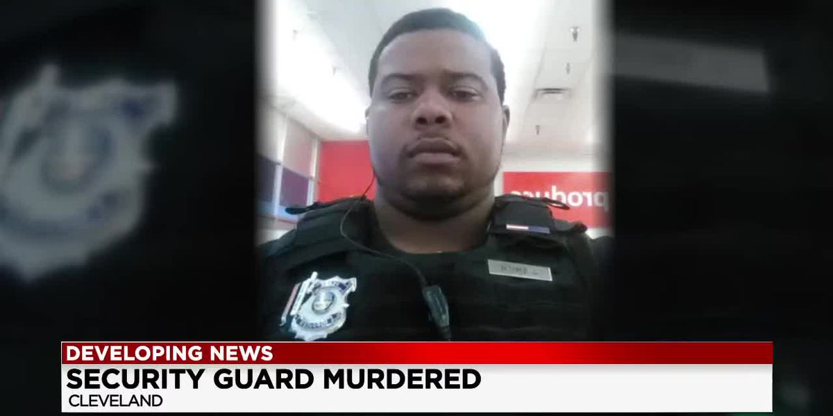 Security guard gunned down in Cleveland after witnessing shooting; police searching for killer