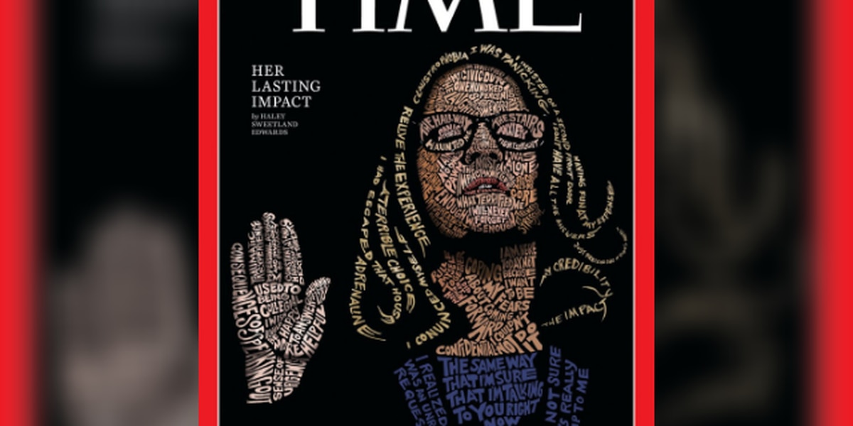 Christine Blasey Ford to appear on cover of Time magazine