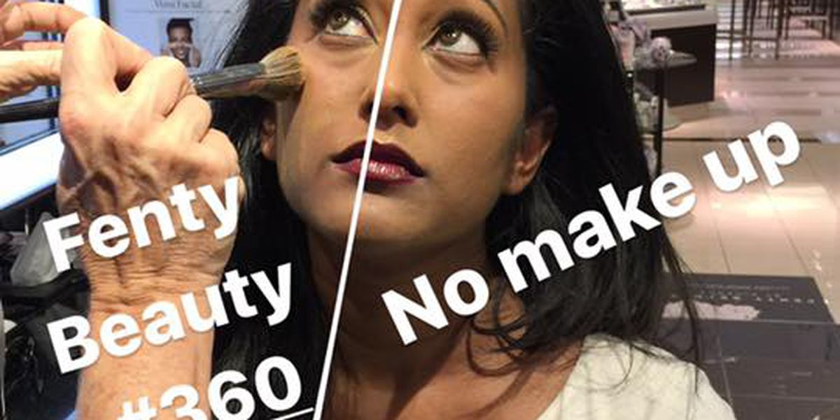 Fenty Beauty by Rihanna celebrates all skin tones (finally!) and we had to try it
