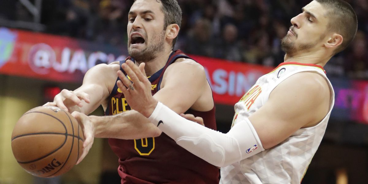 Kevin Love could miss more than a month with nagging toe injury, per reports