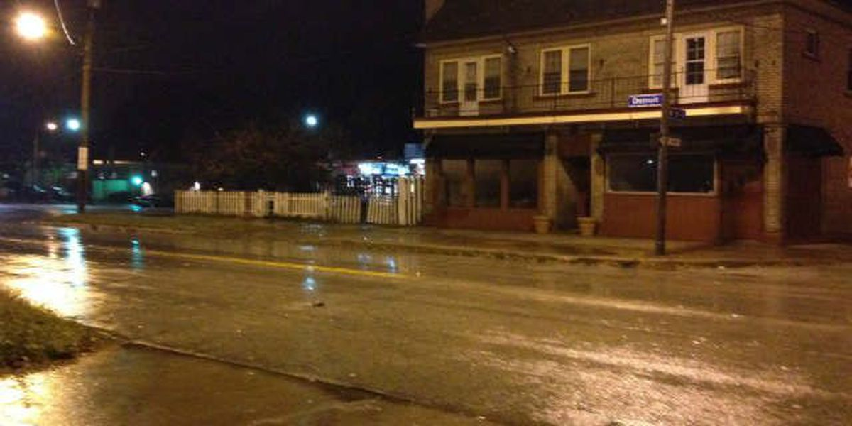 Two overnight shootings in Cleveland under investigation