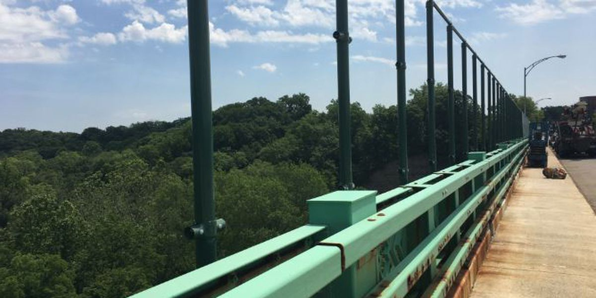 Fence installed on Lorain Road Bridge to prevent suicide after several deaths