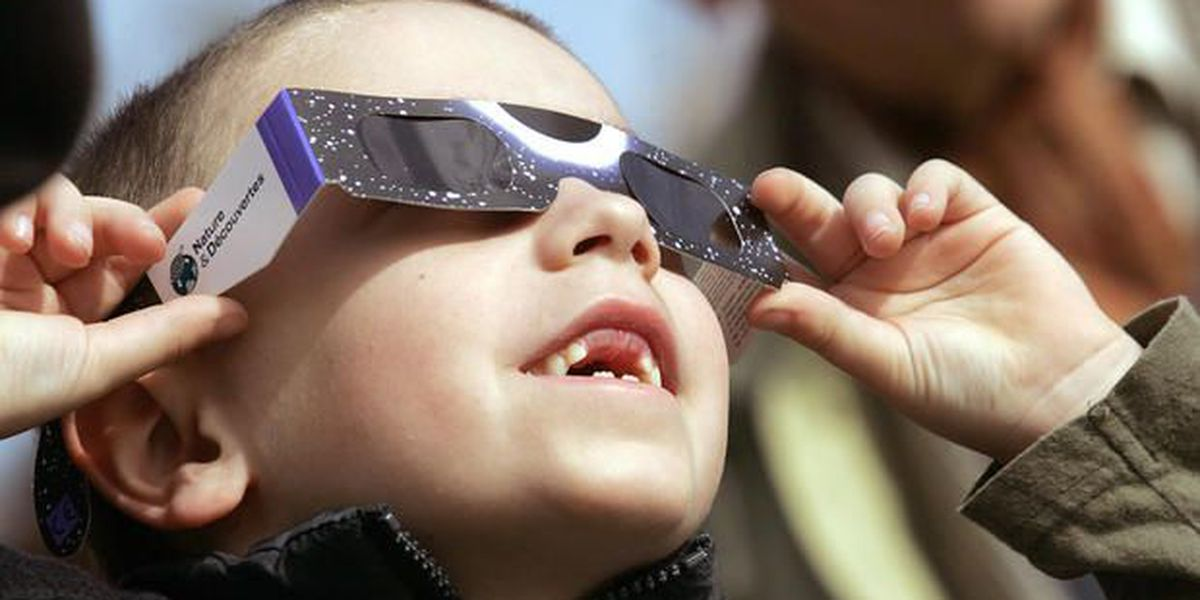 The struggle of finding solar eclipse safety glasses
