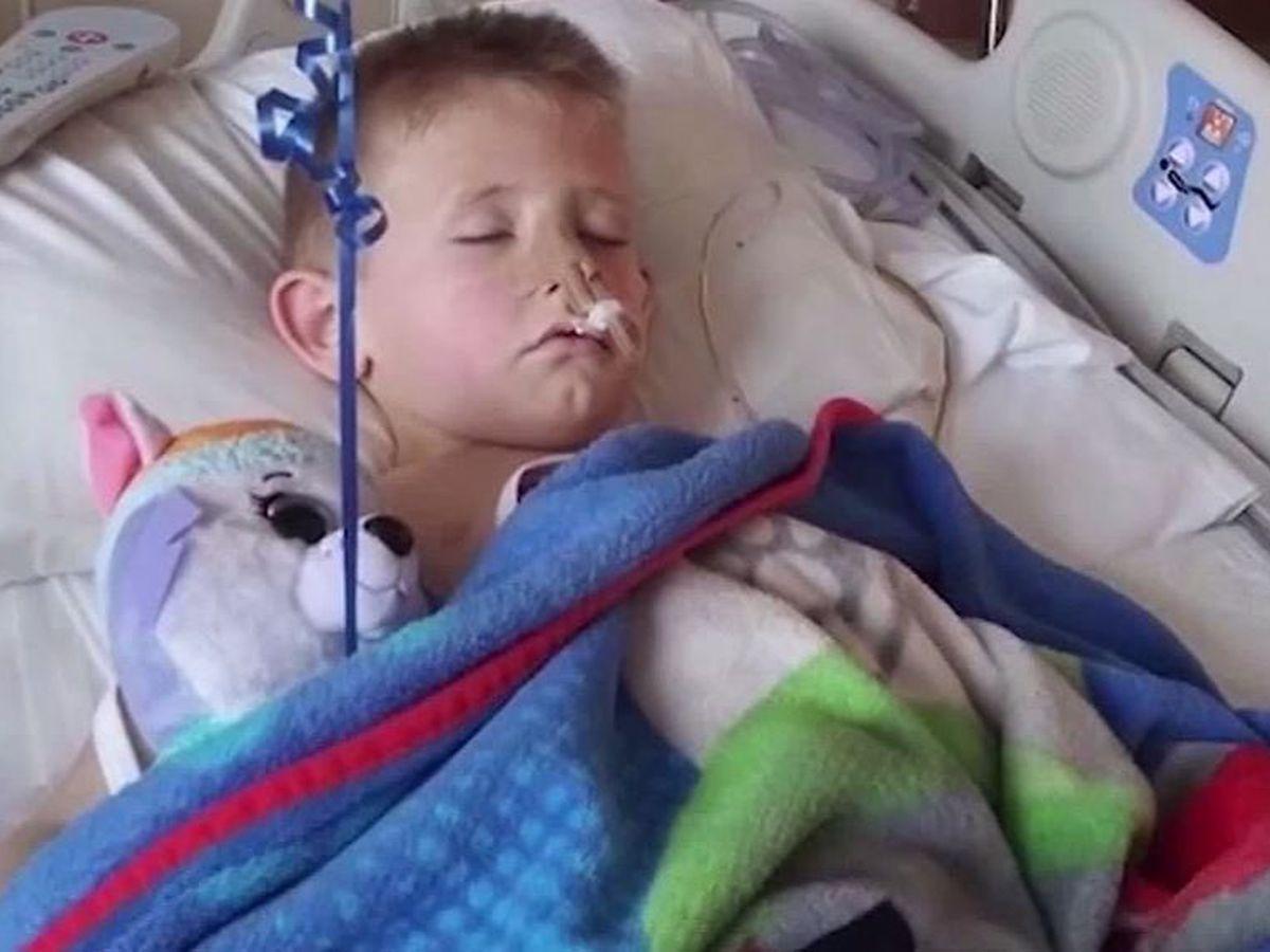 Texas boy, 4, undergoes surgery after swallowing plastic lollipop stick