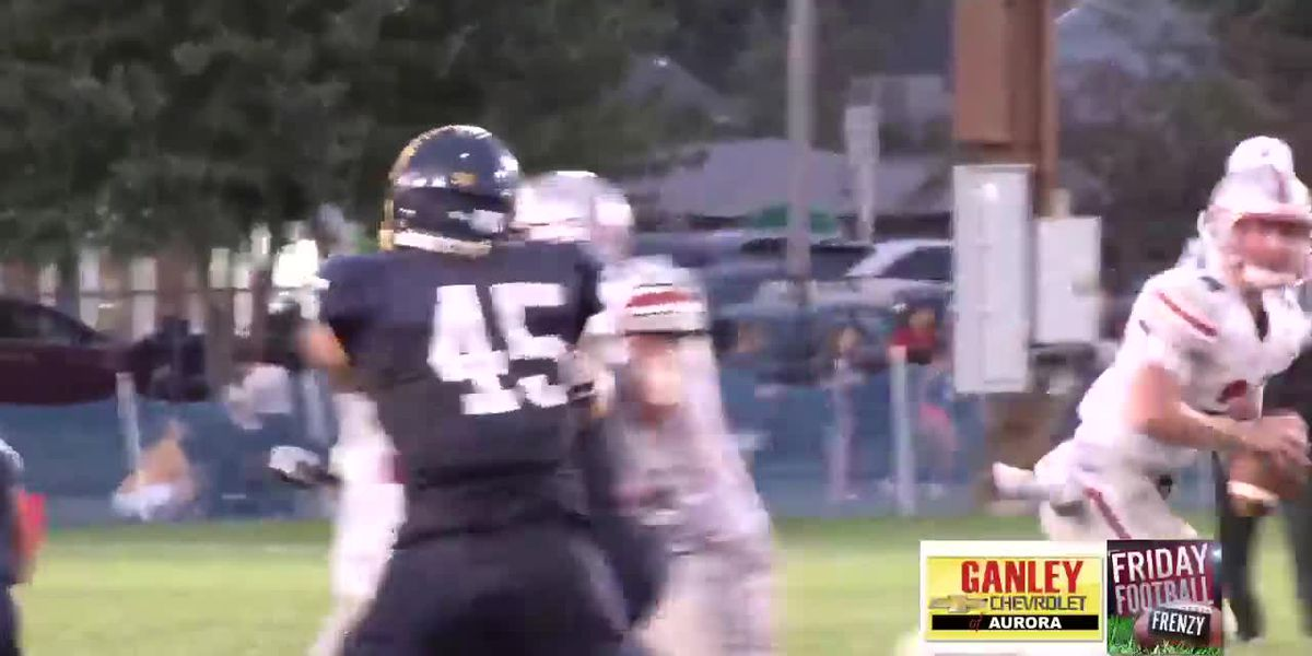 Friday Football Frenzy (part 2) 9-20-19