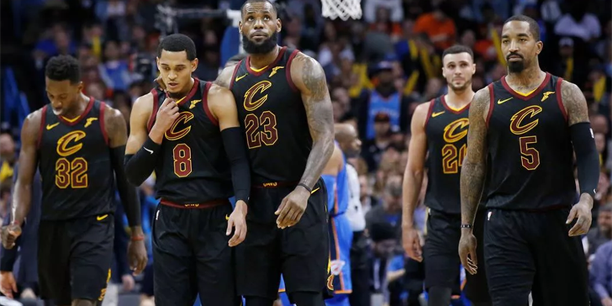 NBA odds for the playoffs, Cleveland is the Vegas favorite to win the East