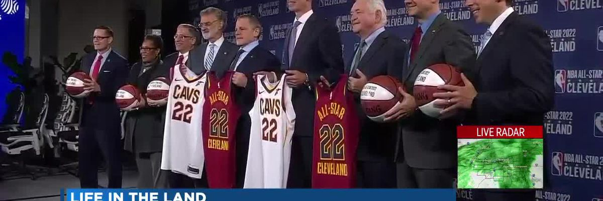 Cleveland to host NBA All-Star game in 2022
