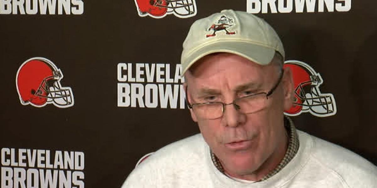 UPDATE: 'Trust must be earned': Cleveland Browns GM John Dorsey defends decision to sign running back Kareem Hunt