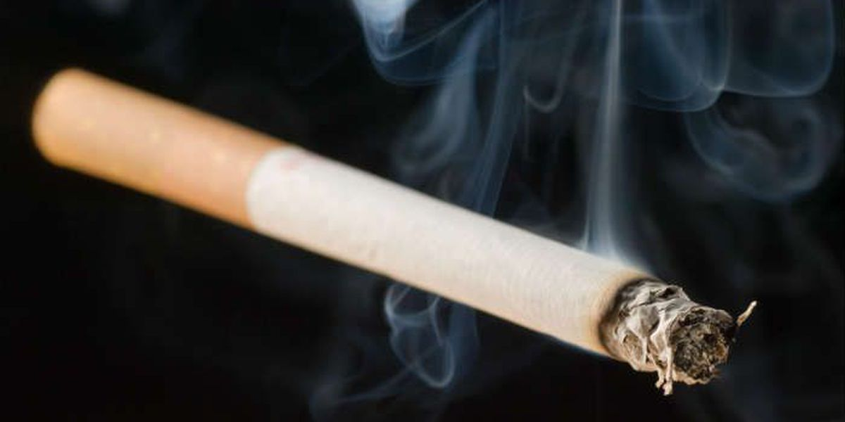 Smokers in Ohio burn $1.4M in a lifetime