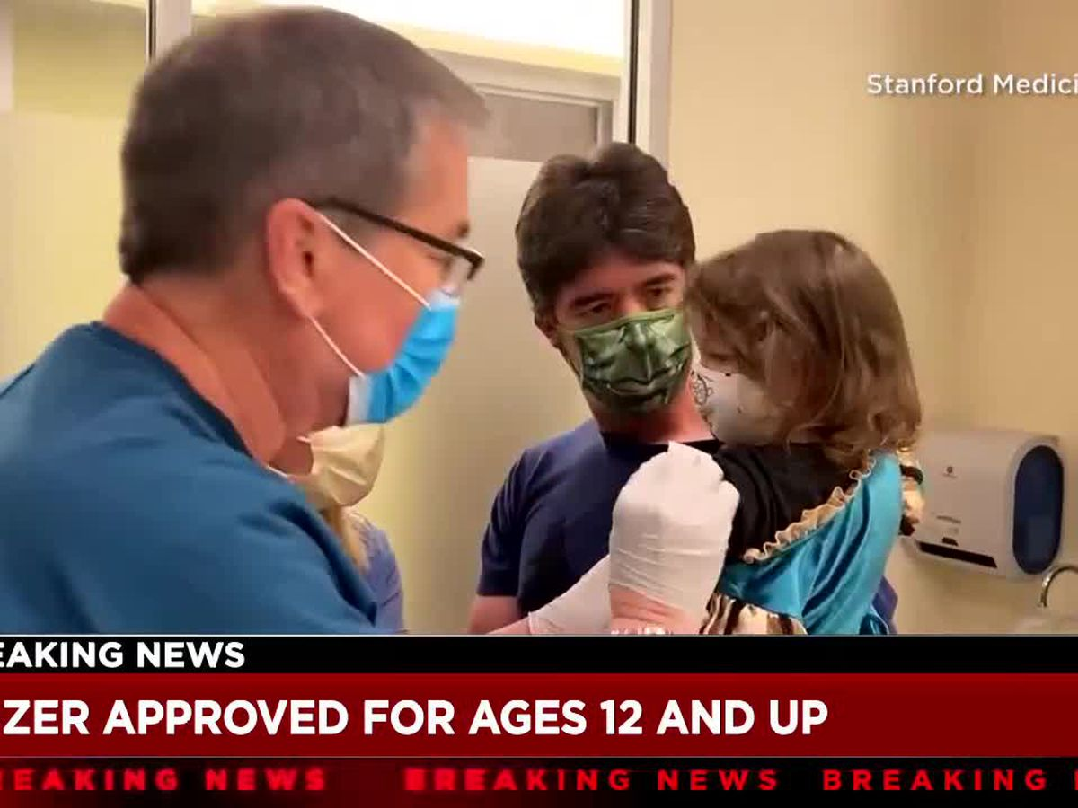 UH doctor encourages parents to get their kids vaccinated