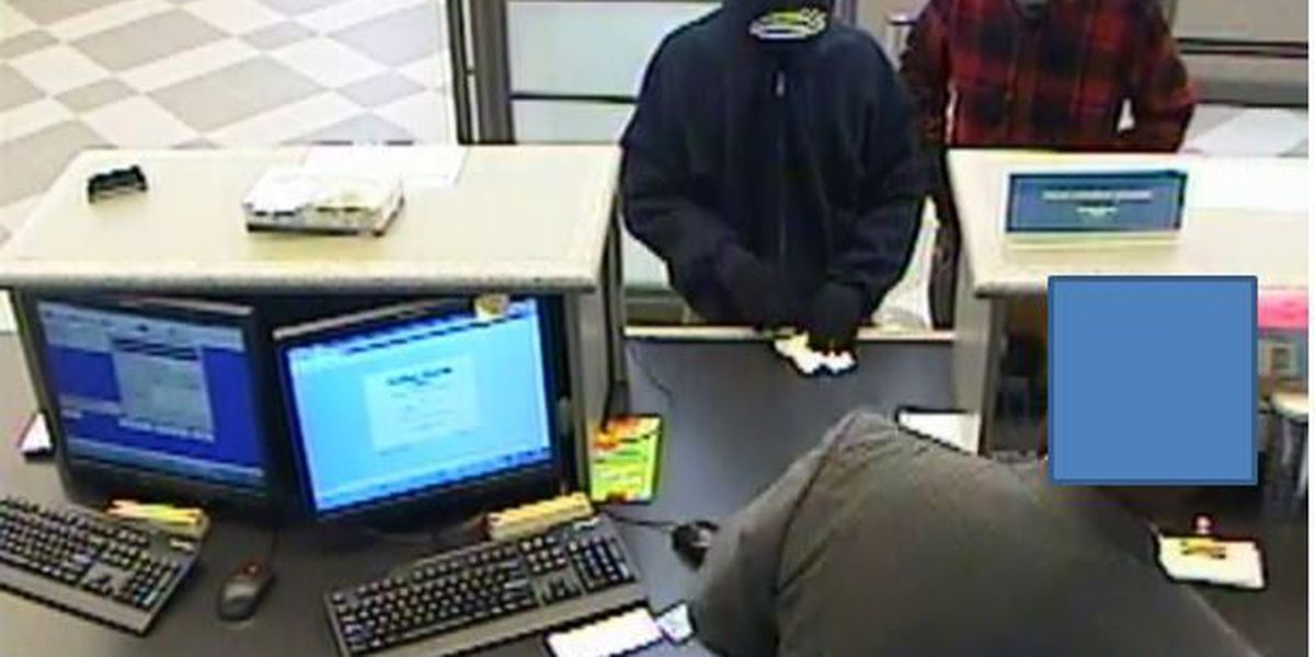 FBI looking for University Hts. bank robbery suspects