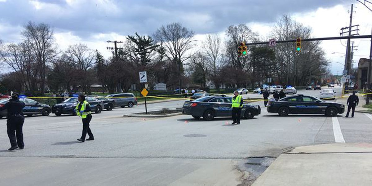 Officer involved shooting on Cleveland's West Side