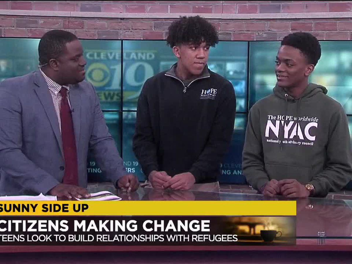 2 Cleveland students win $5,000 for civic pitch to improve interactions at school