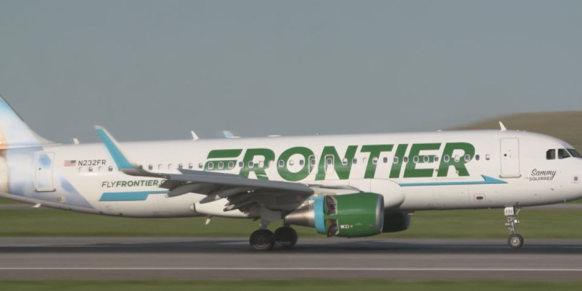 Frontier Airlines announces 18 new routes