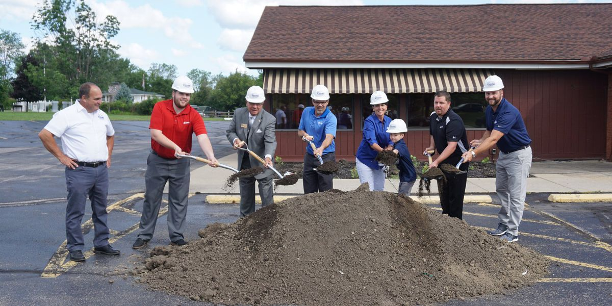 Culver's restaurant groundbreaking ceremony launches construction of Strongsville location