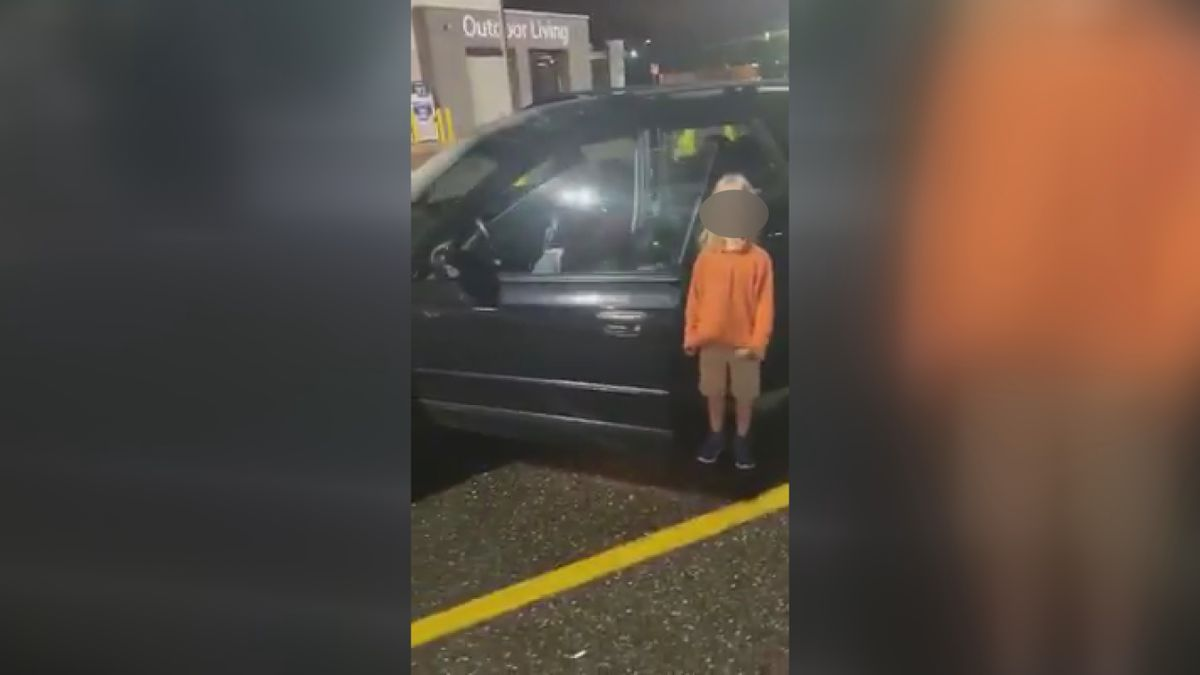 Thousands outraged over video showing autistic boy left out in the cold in Summit County