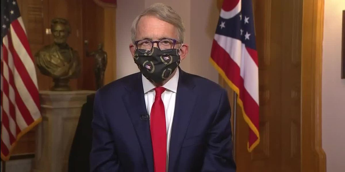 DeWine announces statewide public mask order starting Thursday evening
