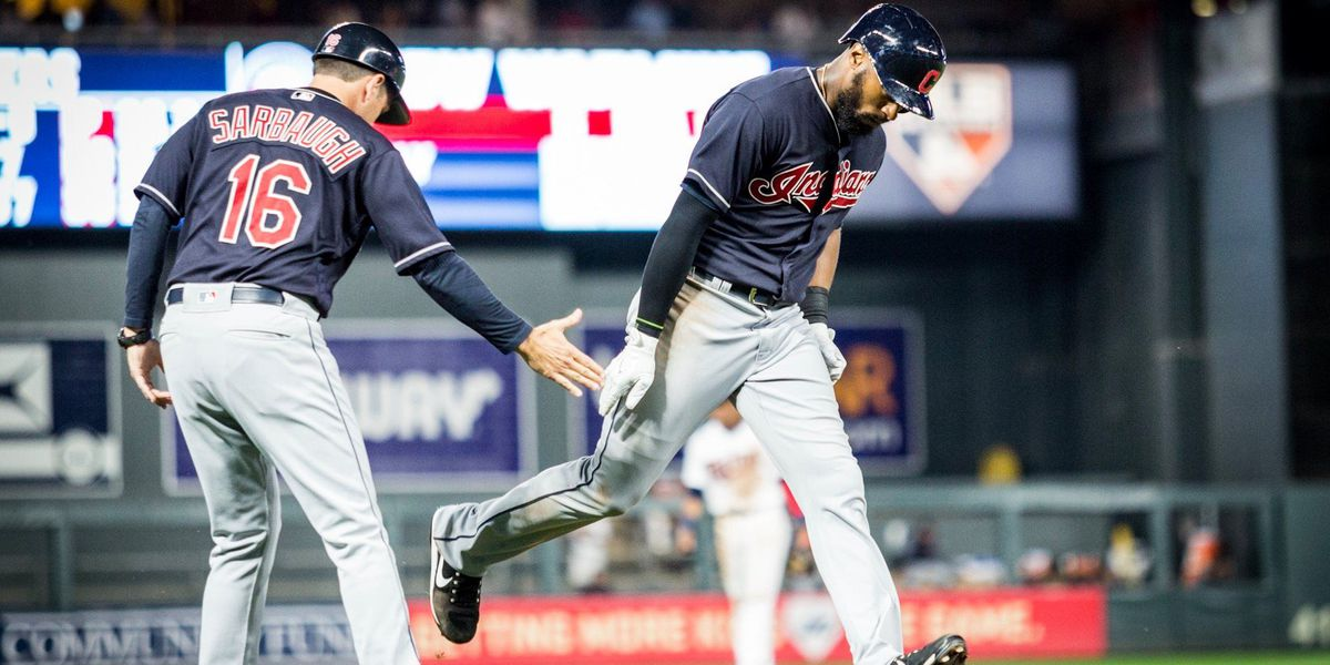 Salazar, 5 homers power Indians past Twins 8-1