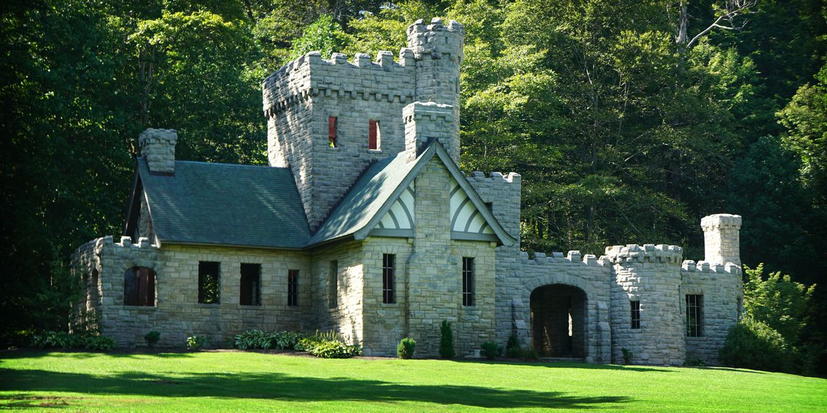 Explore a Cleveland treasure, Squire's Castle