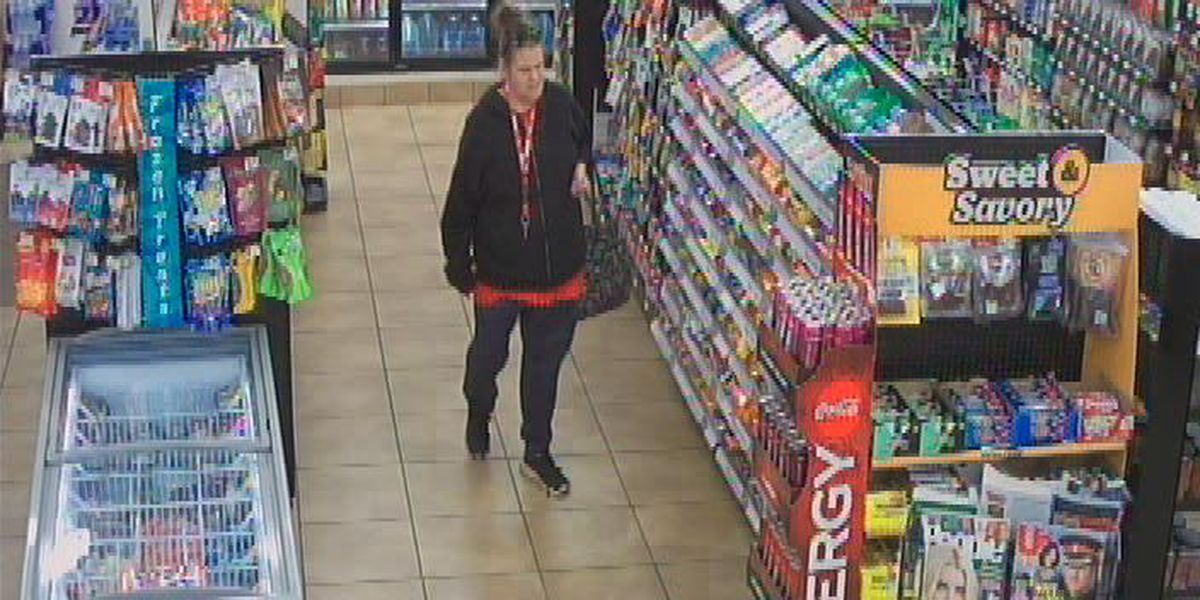 Upper Sandusky Police searching for serial candy thief