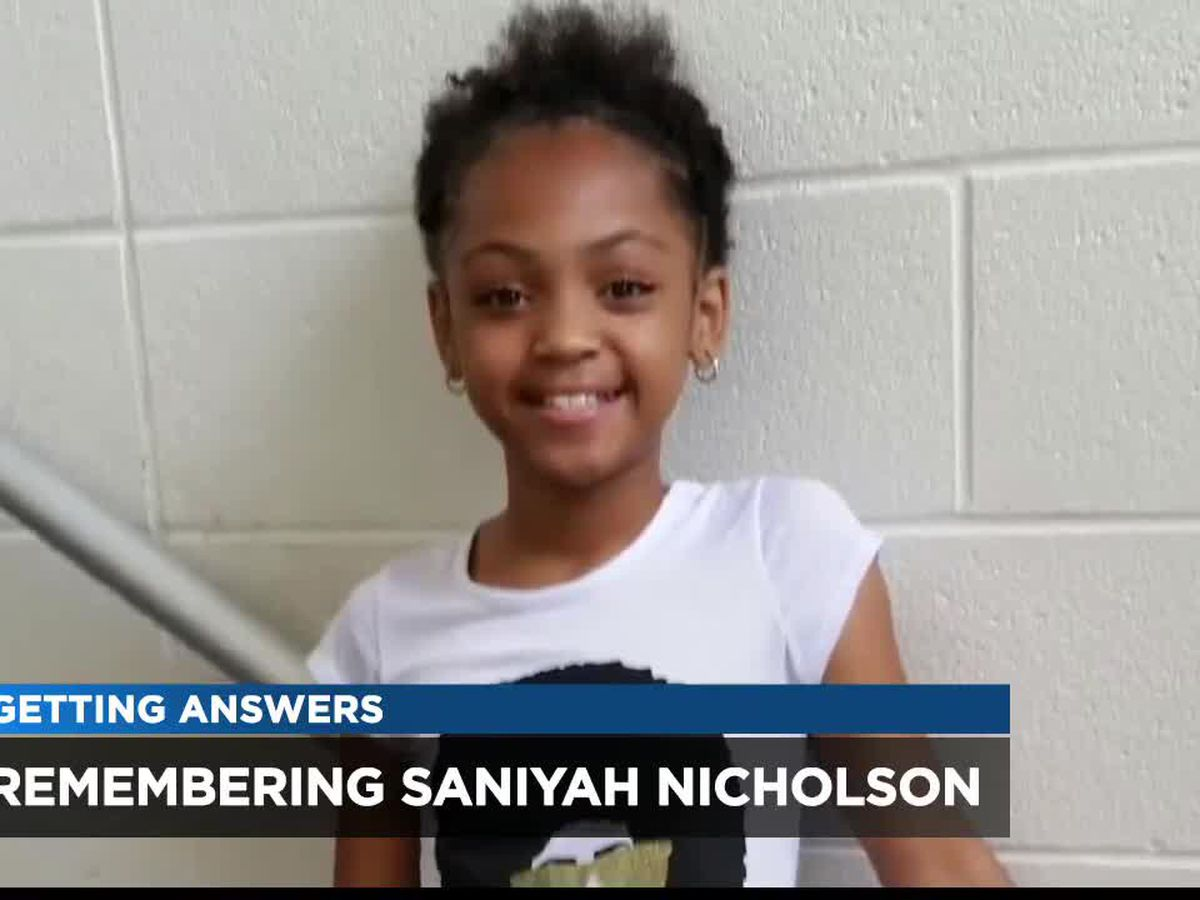 The Black Women Commission of Cuyahoga County pushing for 'Saniyah Nicholson' Street Sign