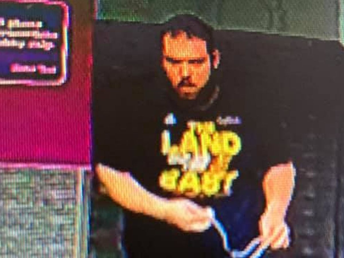 Man wanted by Willowick Police for information on Planet Fitness theft