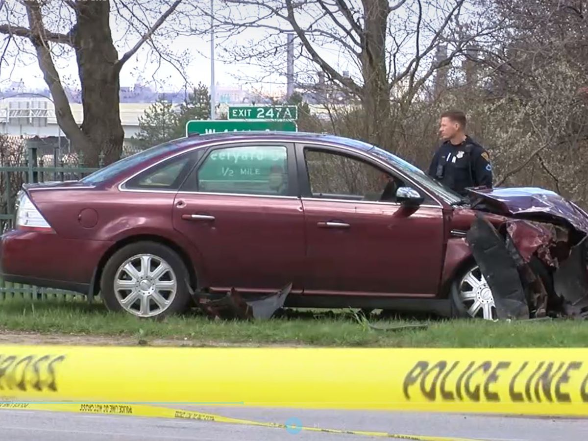 Officer-involved shooting leaves man dead and teen injured on Cleveland's West Side