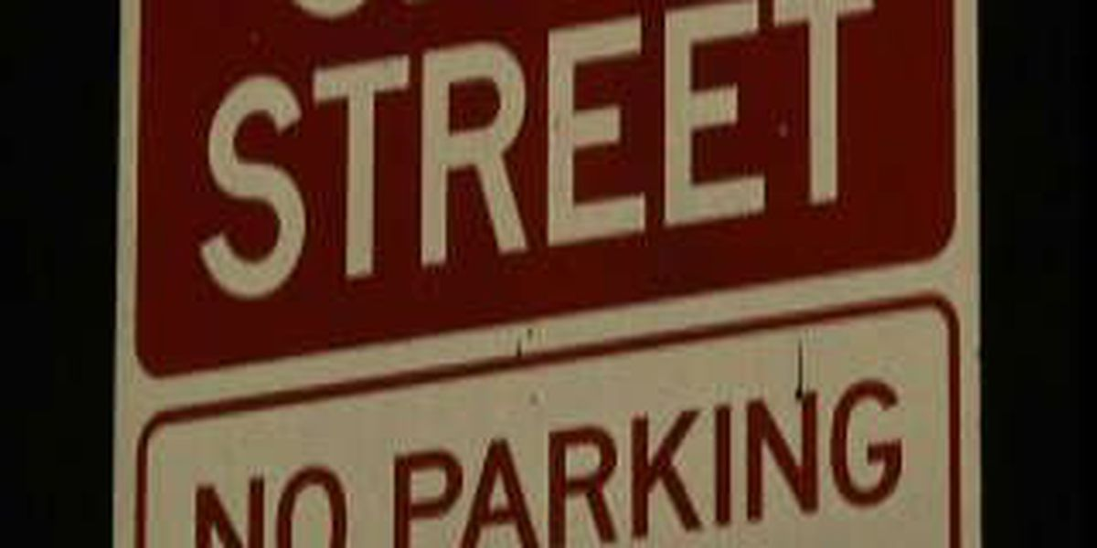 Parking bans issued for northeast Ohio