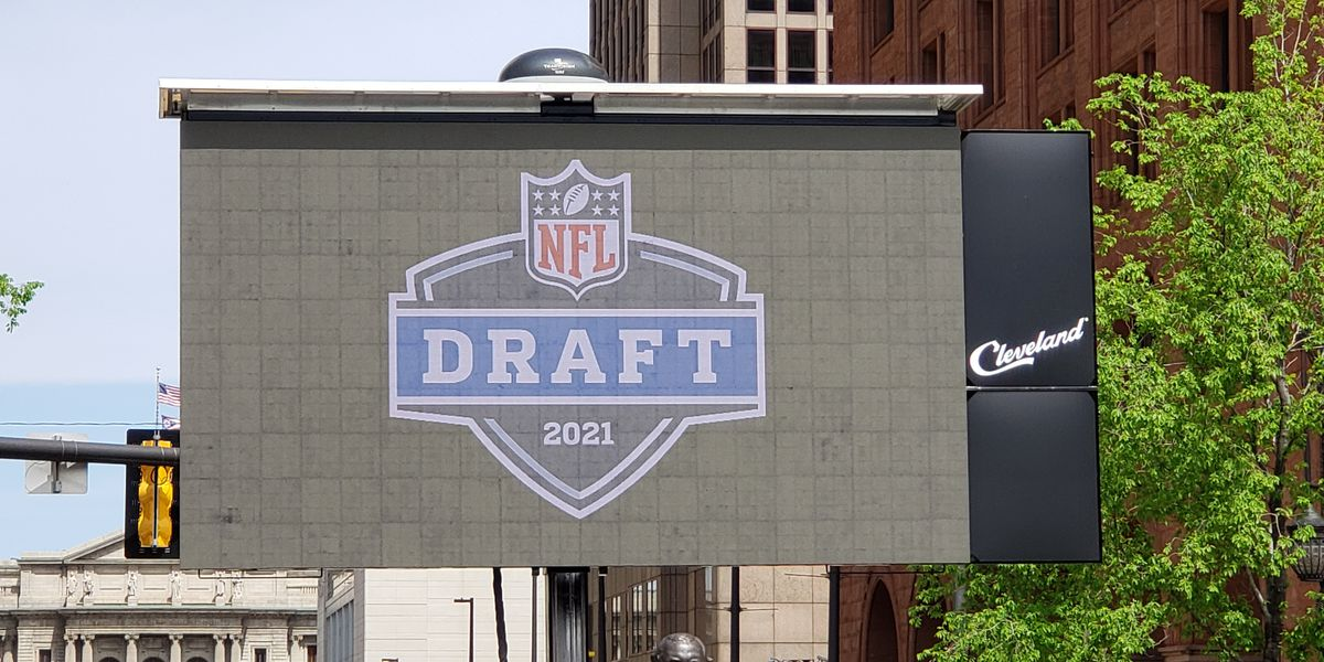 Browns, city and league officials detail plans for hosting 2021 NFL Draft in Cleveland
