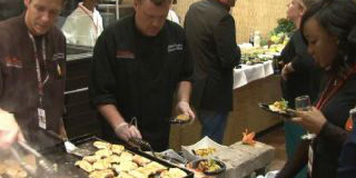 Fans say the Taste of the Browns event is a winner