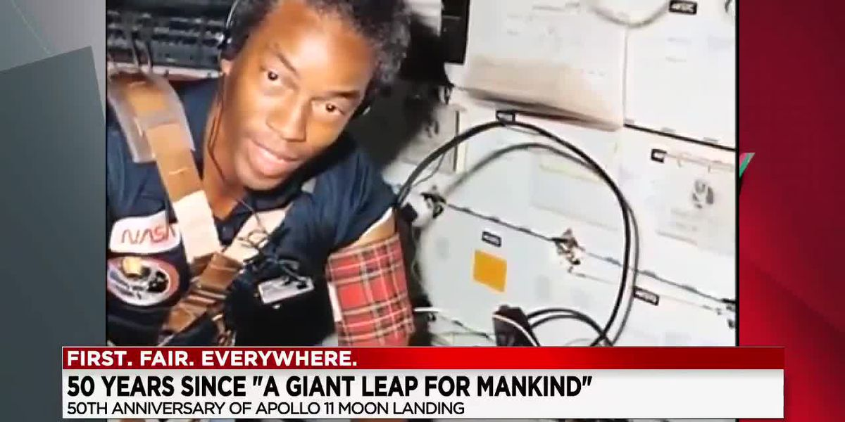 First African American in space, Clevelander Guy Bluford reflects on 50th Anniversary of Apollo 11