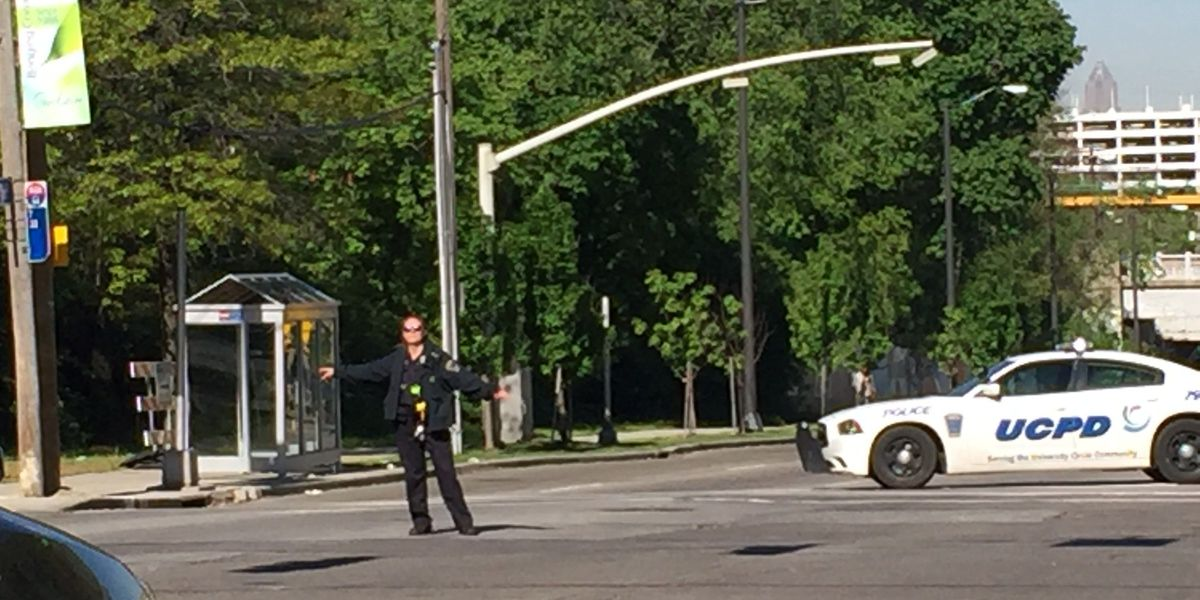ALERT: Police activity lead to traffic tie-ups on Cleveland's east side