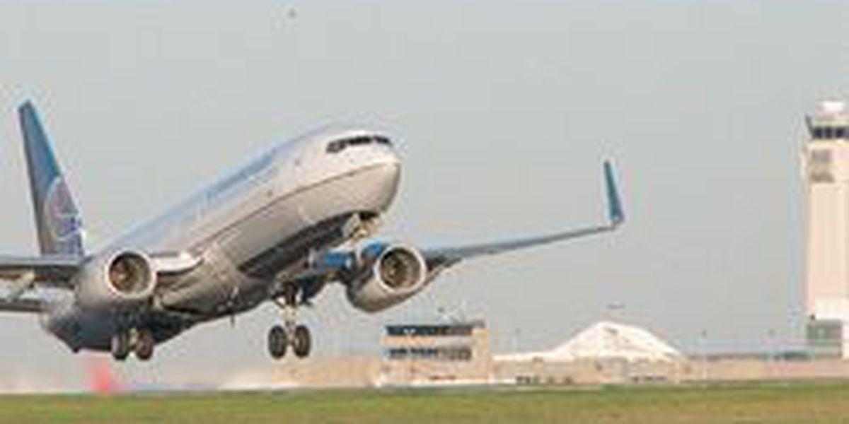 Hopkins sees increase in passengers in 2013