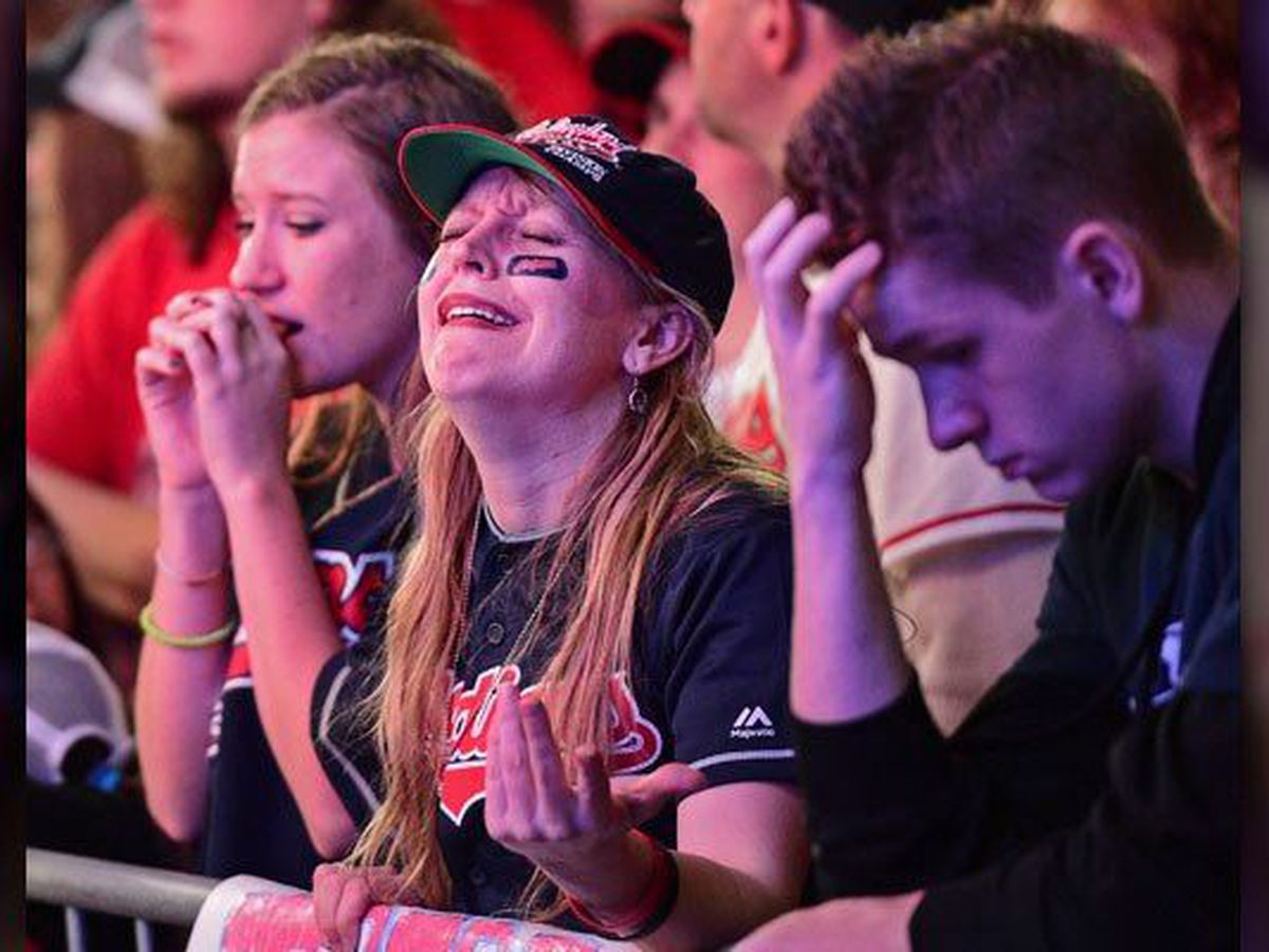 "Tribe fans among ""booziest"" fans in baseball"