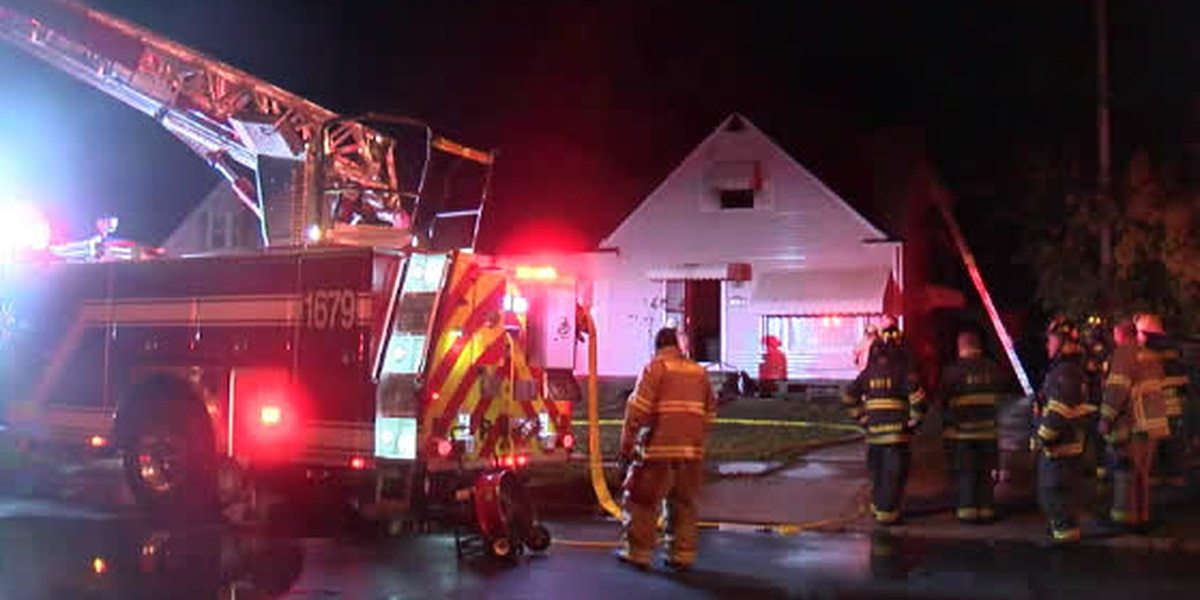 Residents, pets escape Willowick house fire uninjured