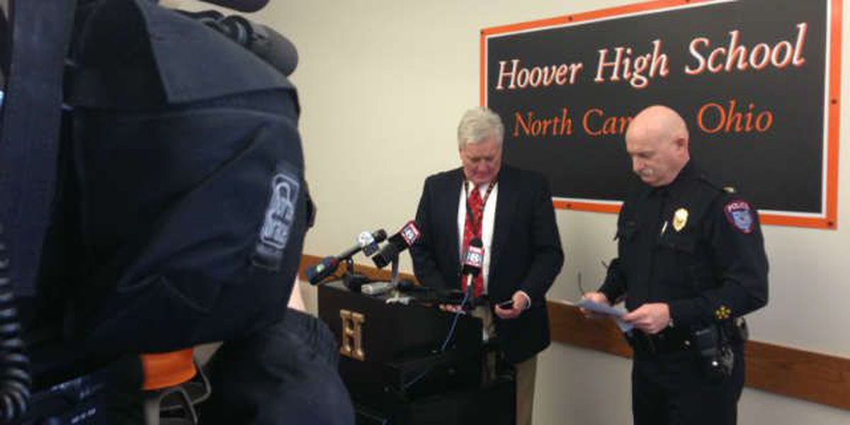 North Canton schools are on alert following online threat