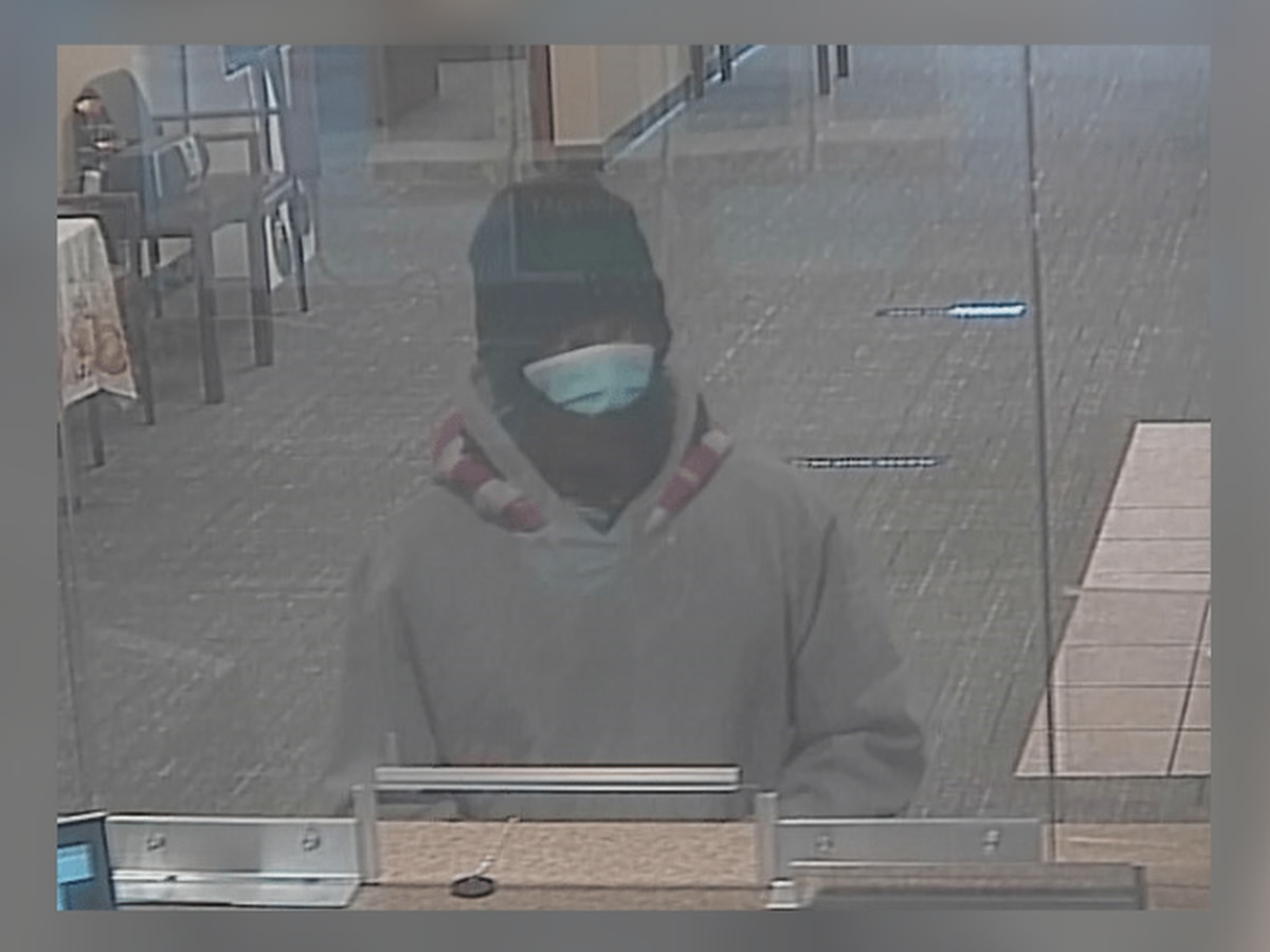 Cleveland FBI seeks suspect after robbery at South Euclid Fifth Third Bank