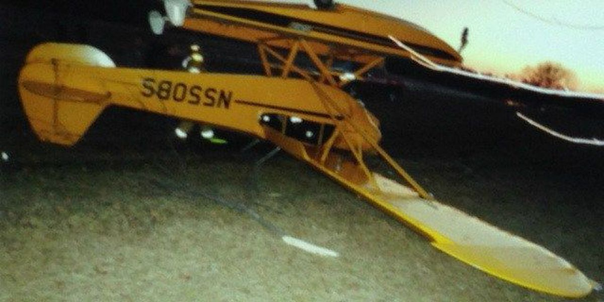 Pilot critically injured in Medina County plane crash