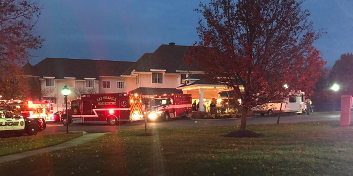 Rocky River senior home residents return after gas leak