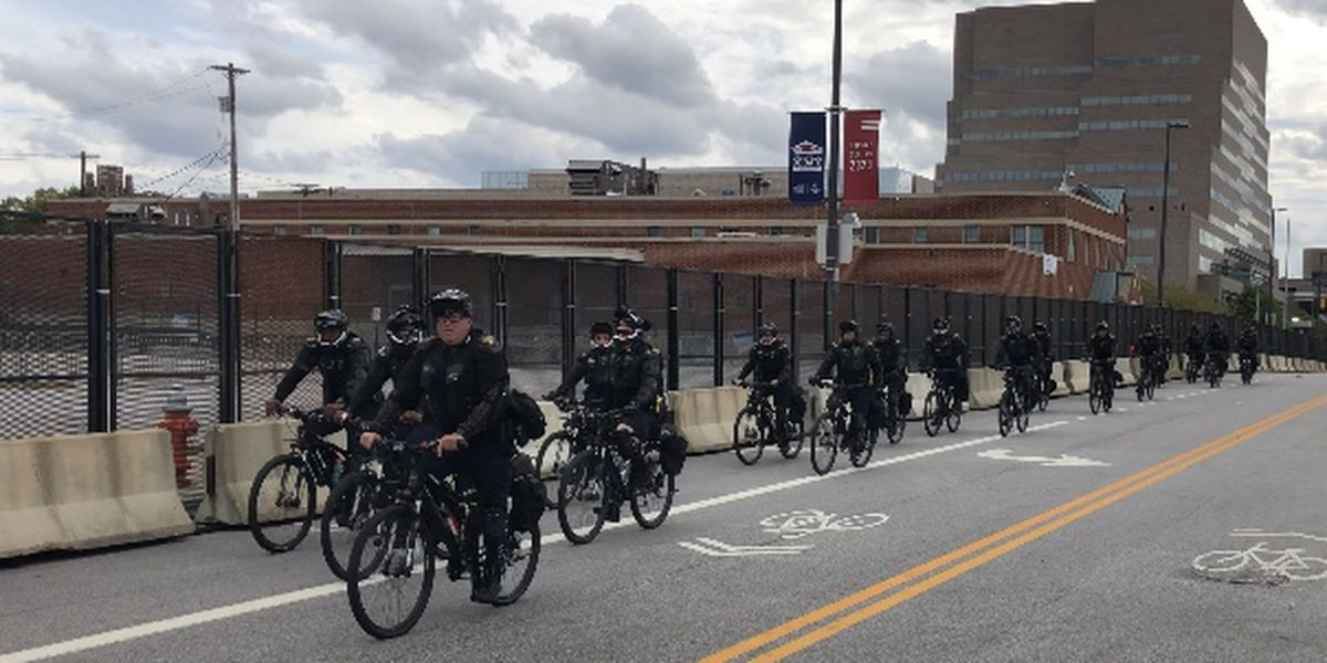 Cleveland police, other agencies clamp down with presidential debate in town