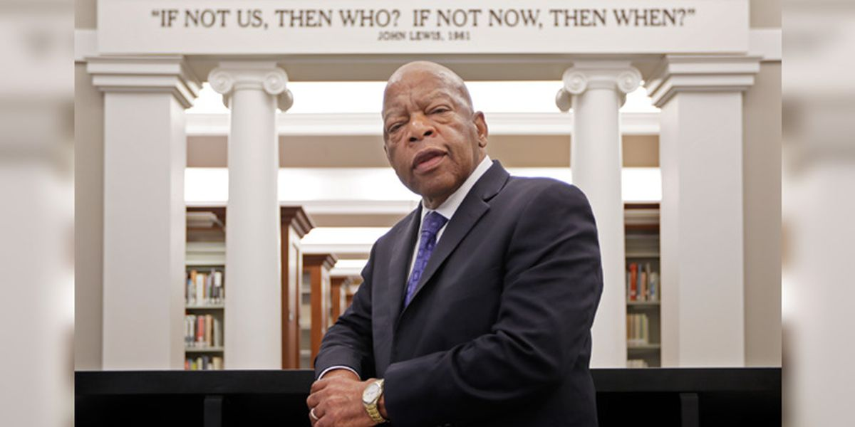 Cleveland's NAACP talks about the legacy Congressman John Lewis has left behind