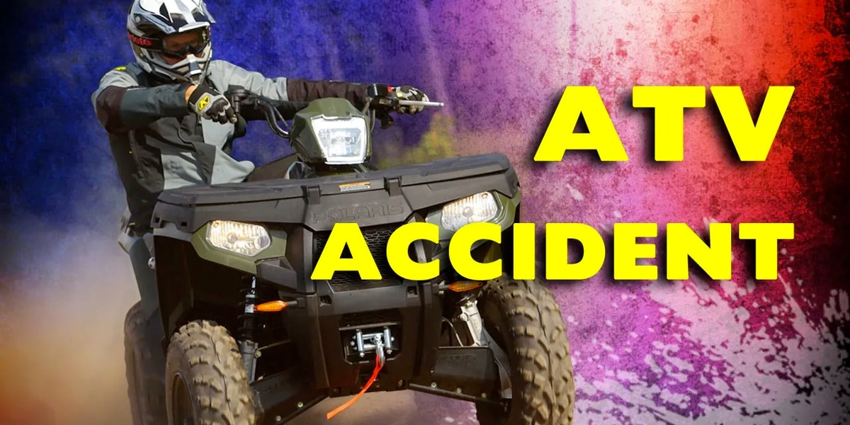 ATV accident leaves 2 men dead after vehicle falls 39-feet off cliff