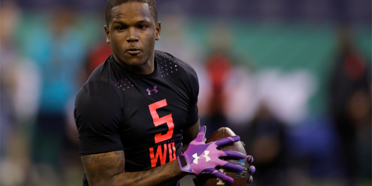 New Browns player says he was best wide receiver in the 2018 NFL Draft