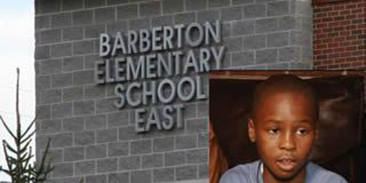 School Responds: Child walks out of Barberton Elementary School East