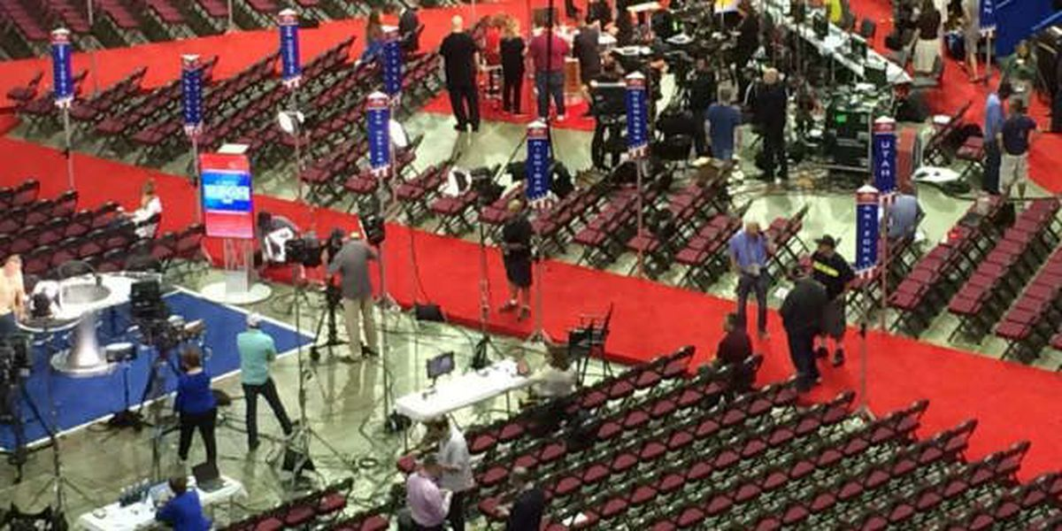 Will the Q be ready when the curtain lifts on the RNC