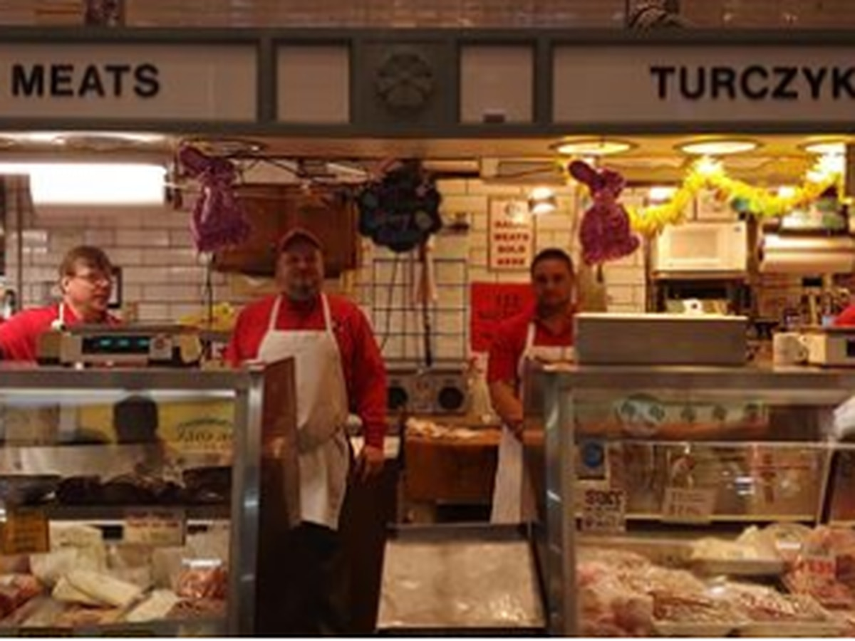 Turczyk's Meats is leaving West Side Market