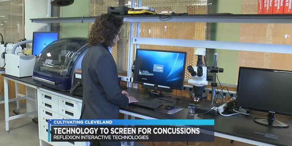 New technology could make it easier to screen for concussions