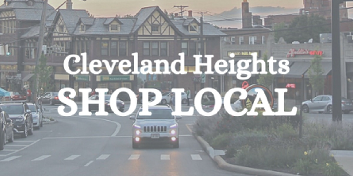 Cleveland Heights promoting reopening businesses with Shop Local Bingo